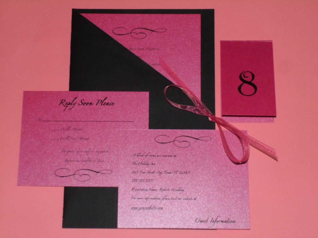2008 wedding invitation style the classic invitations weblog for 2008 the classic invitation has redesigned the basic invitation jacket the diagonal jacket offers a modern twist on the traditional interpretation stopboris