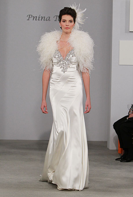 40 Winter Wedding Gowns